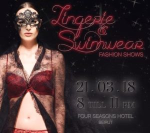 Lingerie and Swimwear fashion show march 2018