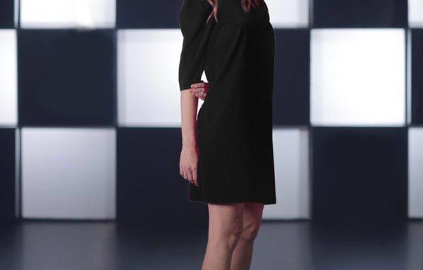 Dress: Black Little Dress