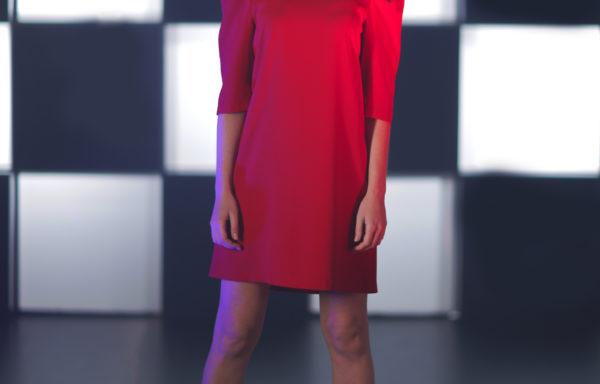 Dress: Red Little Dress