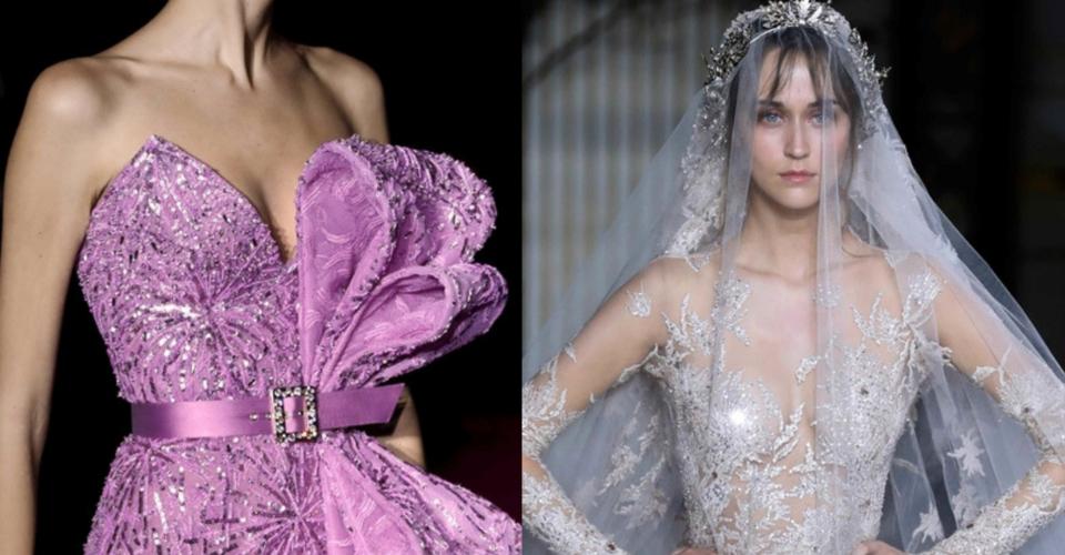 All Of The Arab Designers At Paris Couture Week 2019 | Harper's BAZAAR Arabia